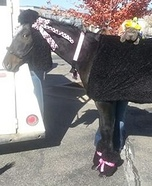 Horse Poodle Homemade Costume