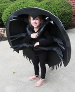 Horseshoe Crab Homemade Costume