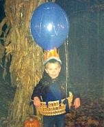 Hot Air Balloon Costume for Boys