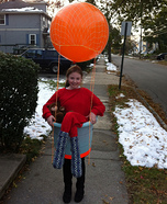 Homemade Hot Air Ballonist