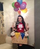 Hot Air Balloon Homemade Costume