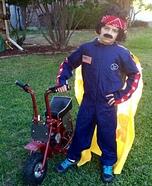 Hot Rod Homemade Costume