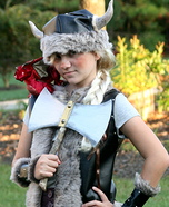 How to Train Your Dragon Viking Costume