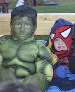 Hulk Smash Costume