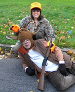 Hunter and Hunted Costume