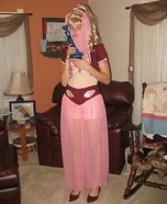 I Dream of Jeannie Homemade Costume