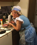 I Love Lucy Homemade Costume