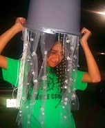 Ice Bucket Challenge Homemade Costume
