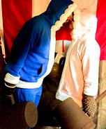 Ice Climbers Homemade Costume