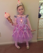 Ice Cream Queen Costume