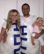 Ice Ice Baby Homemade Costume