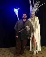 Women's Ice Queen Costume