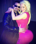 Ice T & Coco Halloween Costume Idea for Couples