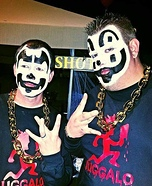 ICP Homemade Costume