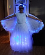 Illuminated Angel Homemade Costume