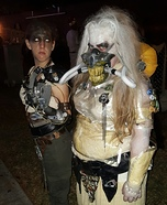 Immortan Joe Homemade Costume