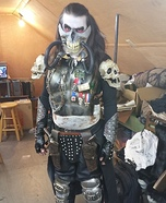 Mad Max Fury Road Immortan Joe Homemade Costume