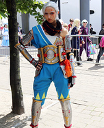 Impa from Hyrule Warriors Homemade Costume