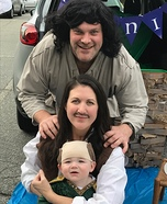 Inconceivable Homemade Costume
