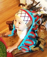Indian Chief Homemade Costume