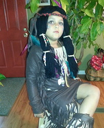 Homemade Indian Princess Costume