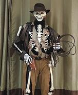 Indiana Bones Homemade Costume
