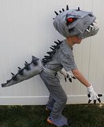 Indominus Rex Homemade Costume