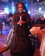 Insidious Black Bride Homemade Costume
