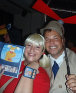 Inspector Gadget and Penny Costume