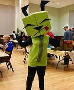 Gir from Invader Zim Costume