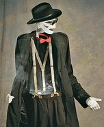 Illusion costume ideas - Invisible Man Illusion Costume