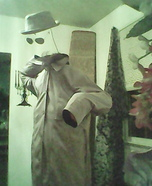 Invisible Man Homemade Costume