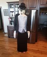 Invisible Women Homemade Costume