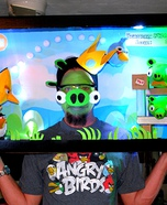 Angry Birds Playing iPad Costumes