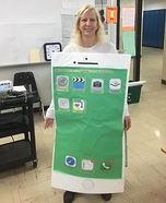 iPhone 6 Plus Homemade Costume