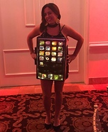 iPhone 9 Homemade Costume