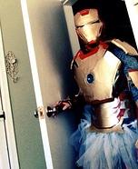 Iron Woman Costume