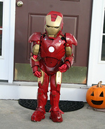 Iron Boy Costume
