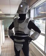 Iron Giant Homemade Costume