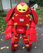 Iron Man Hulkbuster Homemade Costume