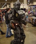 Iron Man Mark 1 Homemade Costume
