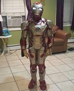 Iron Man Mark 42 Homemade Costume