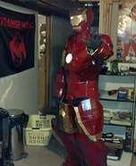 Iron Man Mark II Homemade Costume