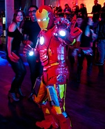 Iron Man Mark VII Homemade Costume