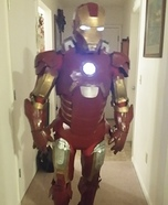 Iron Man Mk7 Homemade Costume