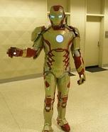 Iron Man MK 42 Homemade Costume