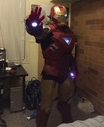 Iron Man Mk VI Homemade Costume