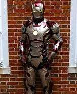 Iron Man Mk XLII Homemade Costume
