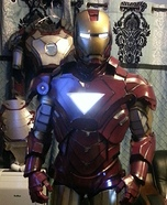 Ironman Mark VI Homemade Costume