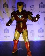Homemade Ironman Mark VI Costume